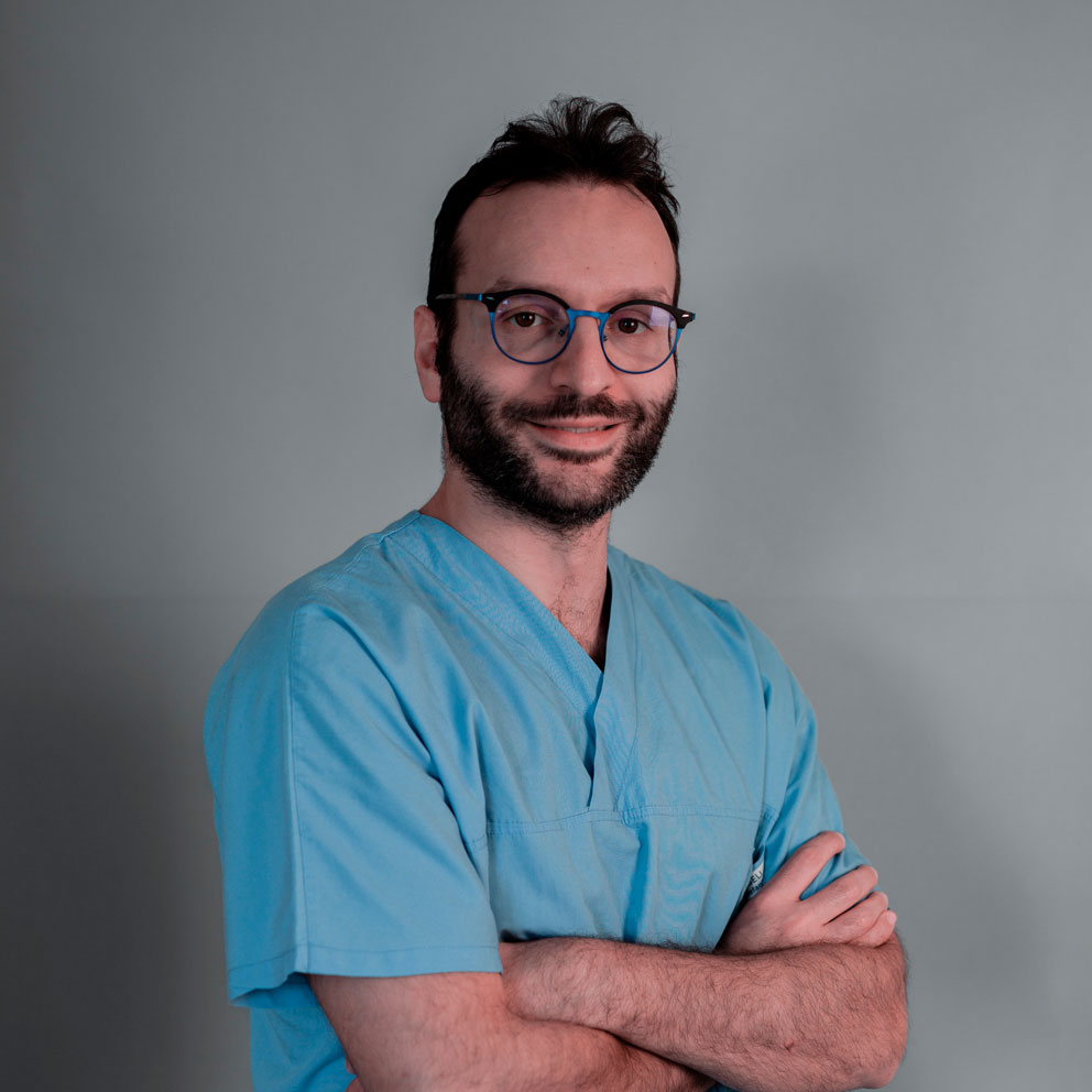 Dr. Stefano Guarracini